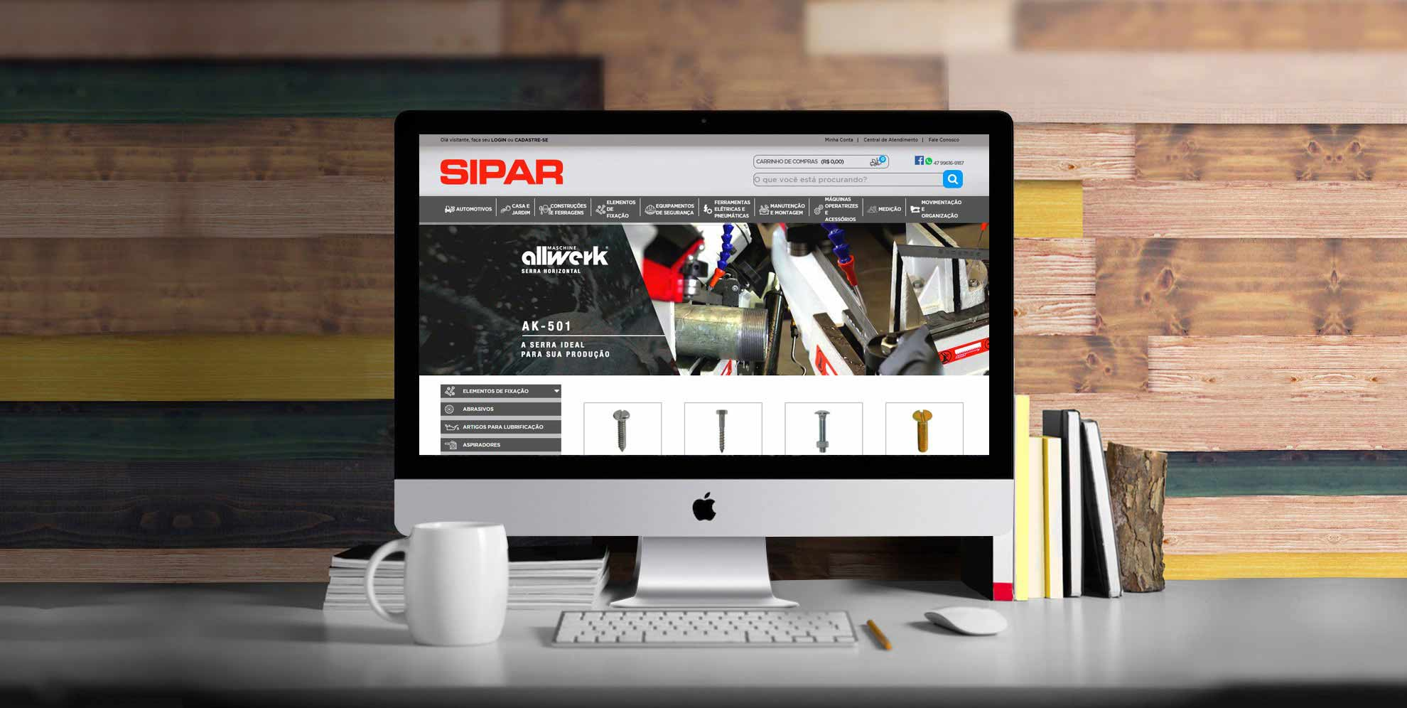 Banner Sipa