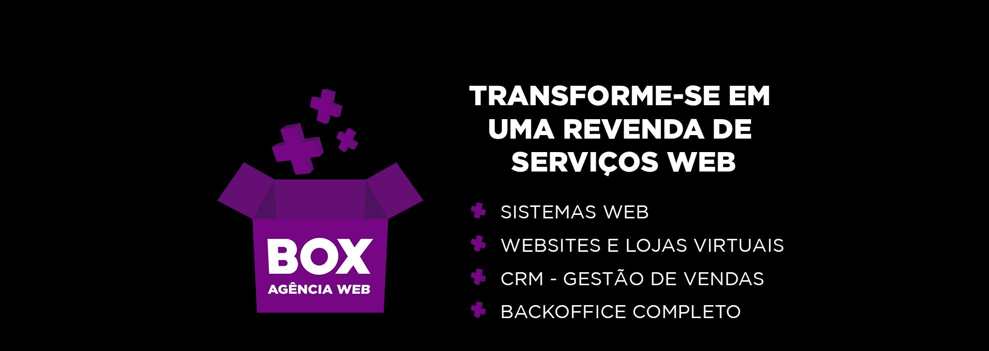 Banner Box Agência